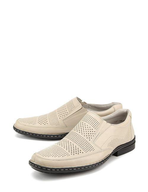 Rieker | Мужские Бежевые Туфли