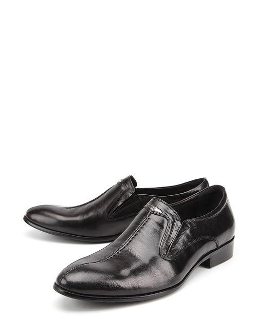 ID! | Мужские Чёрные Туфли