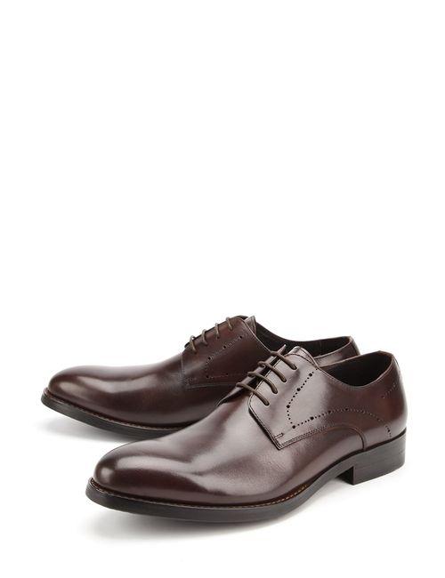 Marco Lippi   Мужские Коричневые Туфли