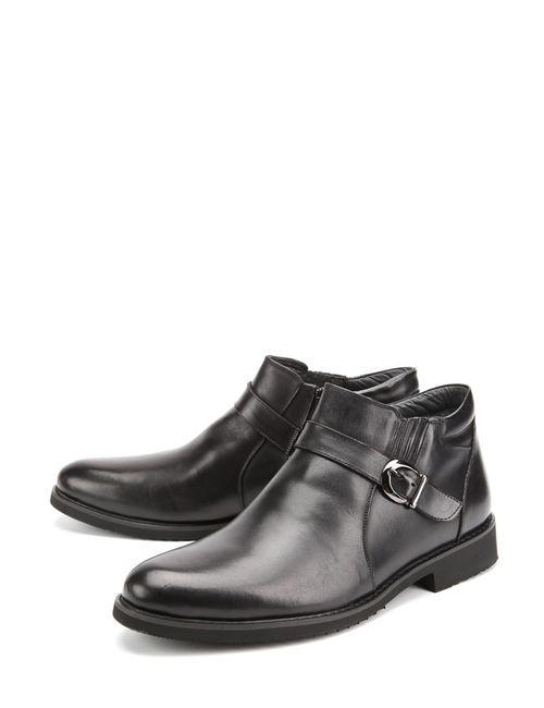 Avery   Мужские Чёрные Ботинки
