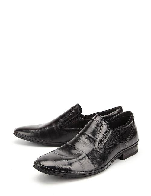 Avery | Мужские Чёрные Туфли