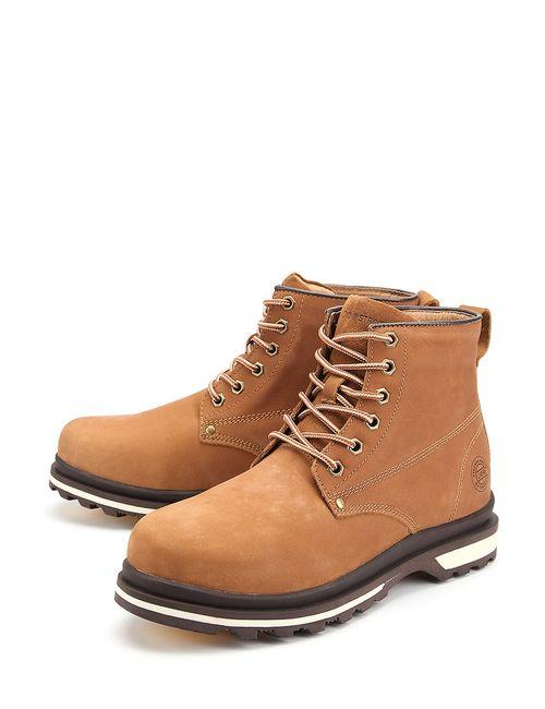 Strobbs | Мужские Коричневые Ботинки