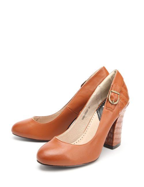 Betsy | Женские Коричневые Туфли