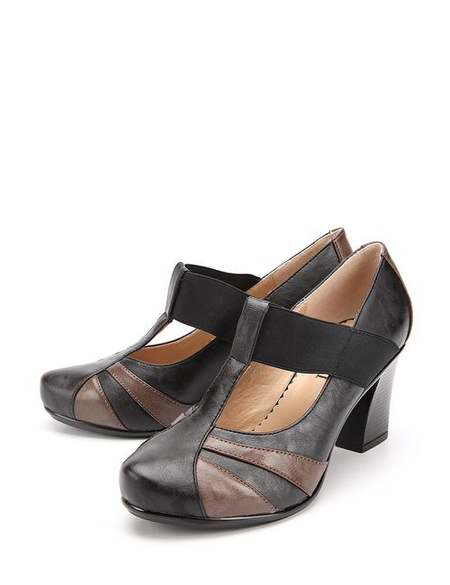 Avery | Женские Чёрные Туфли