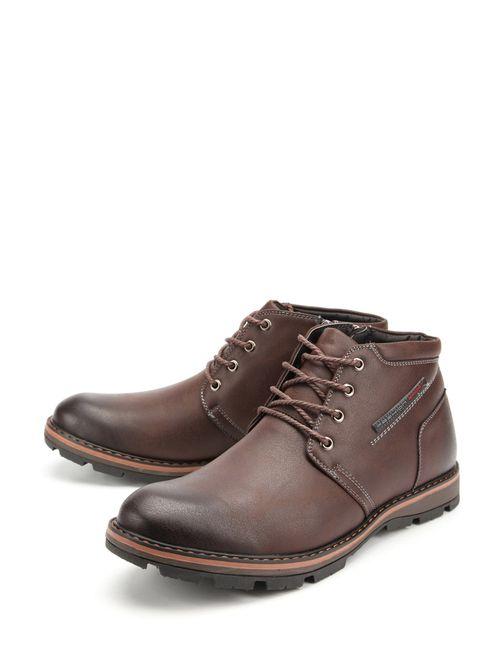 Patrol   Мужские Коричневые Ботинки