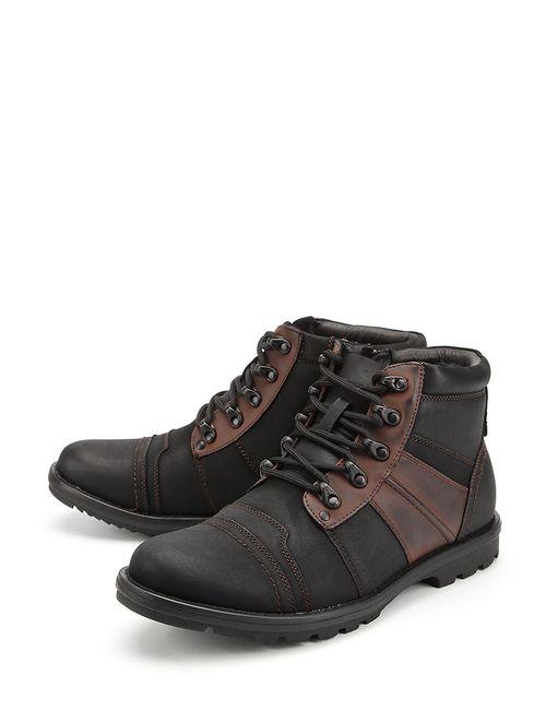 Avery   Мужские Коричневые Ботинки
