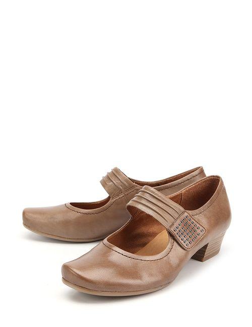 Caprice | Женские Коричневые Туфли