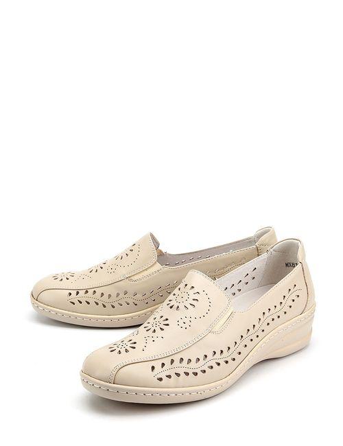 Covani | Женские Бежевые Туфли