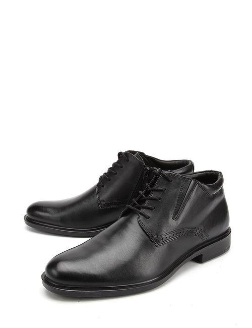 Ritz | Мужские Чёрные Ботинки