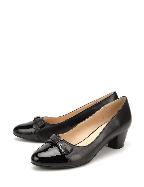 Lady Marcia | Женские Чёрные Туфли