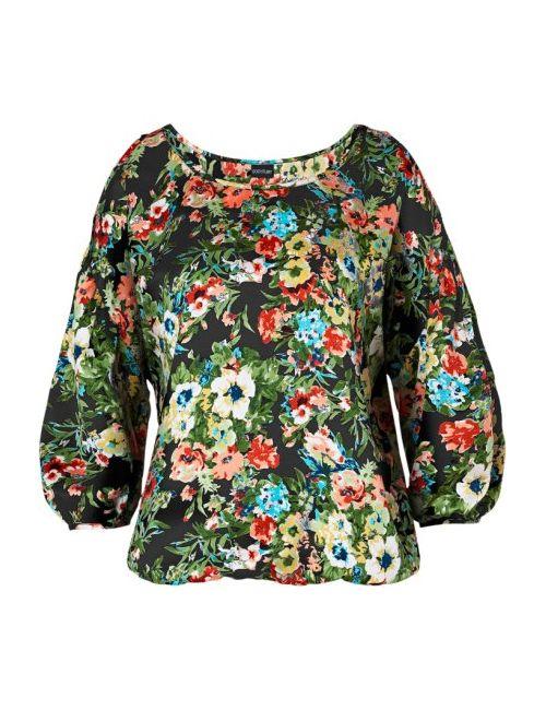 bonprix | Женская Коричневая Блуза