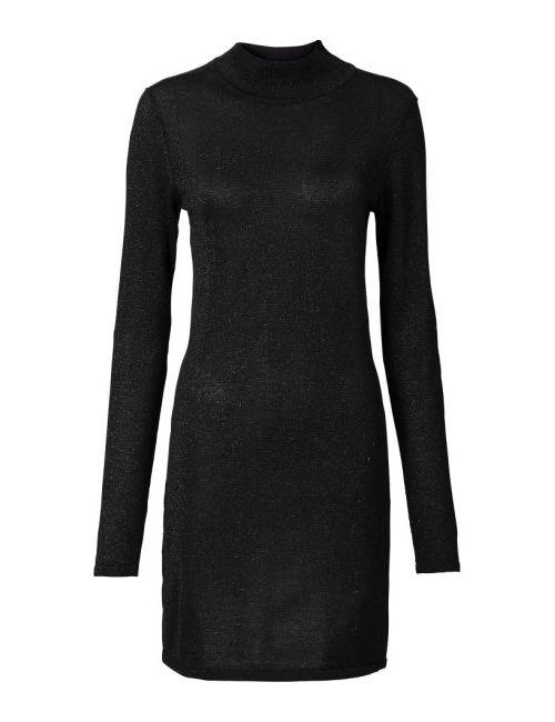 bonprix | Женское Серебристое Вязаное Платье С Люрексом