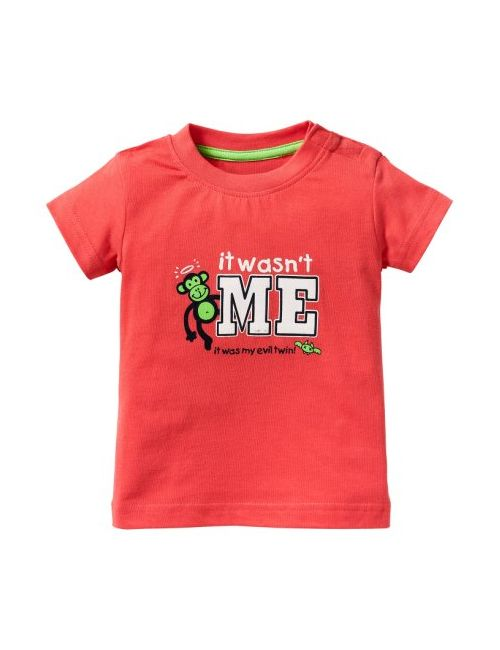 bonprix | Зелёная Мода Для Малышей Футболка Из Биохлопка 2