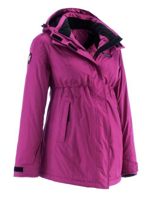 bonprix | Женская Чёрная Функциональная Куртка Для Беременных