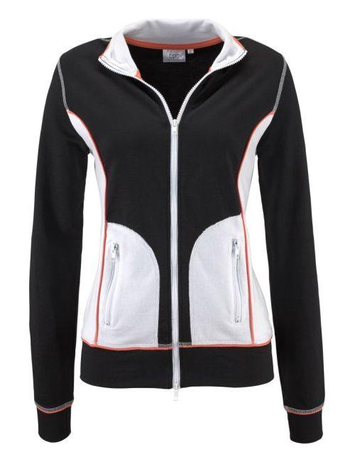 bonprix | Женская Белая Трикотажная Куртка