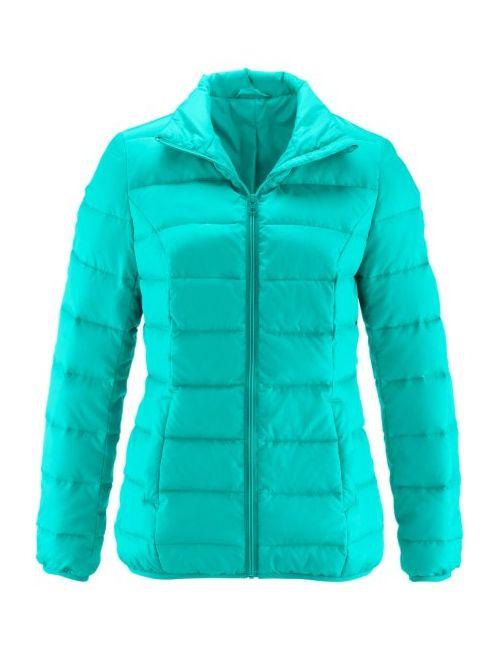bonprix | Женская Синяя Стеганая Куртка