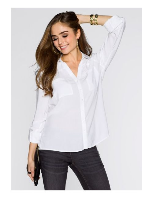 bonprix   Женская Белая Блузка
