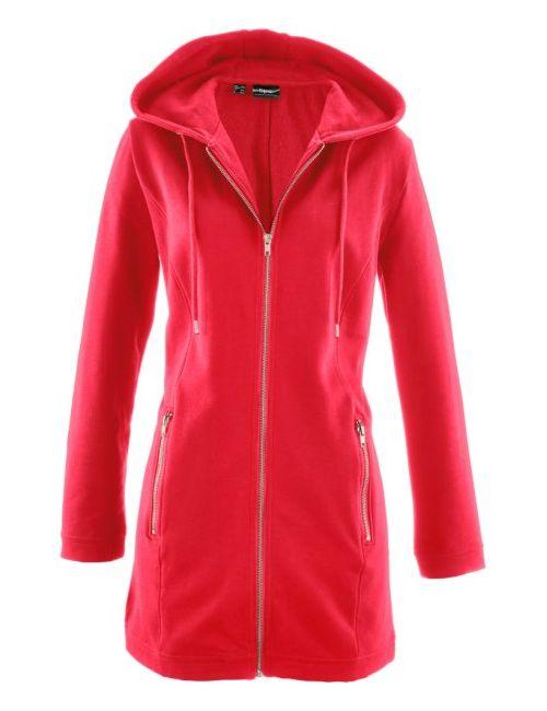 bonprix | Женская Чёрная Удлиненная Трикотажная Куртка