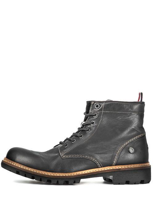 Hilfiger Denim | Мужские Чёрные Ботинки