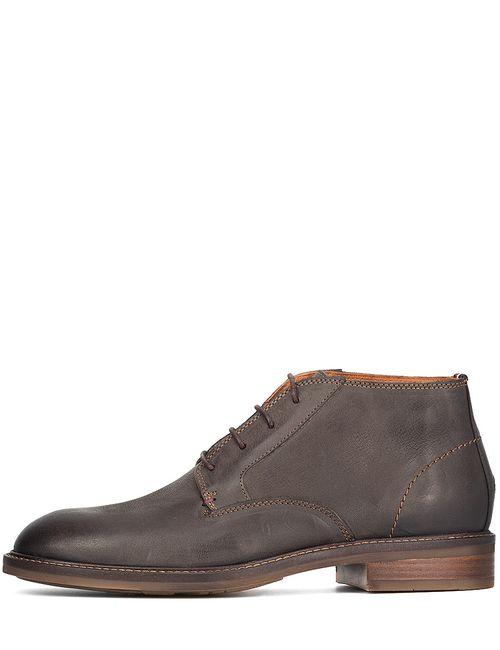 Tommy Hilfiger | Мужские Коричневые Ботинки