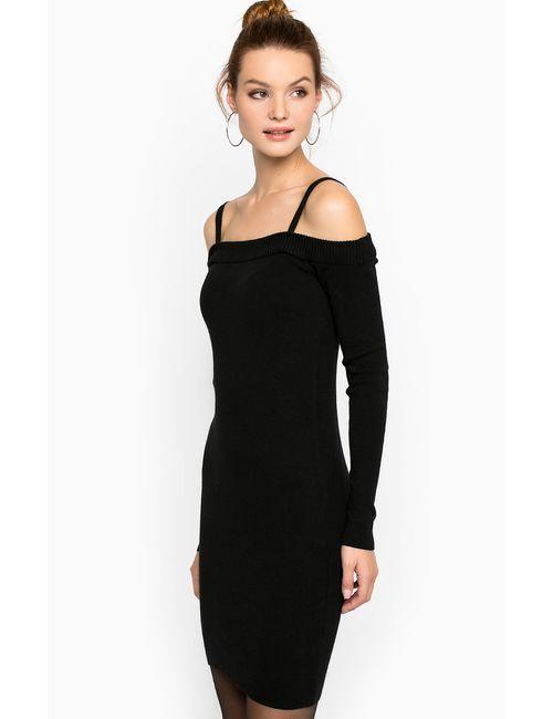 Mexx | Женское Черный Платье