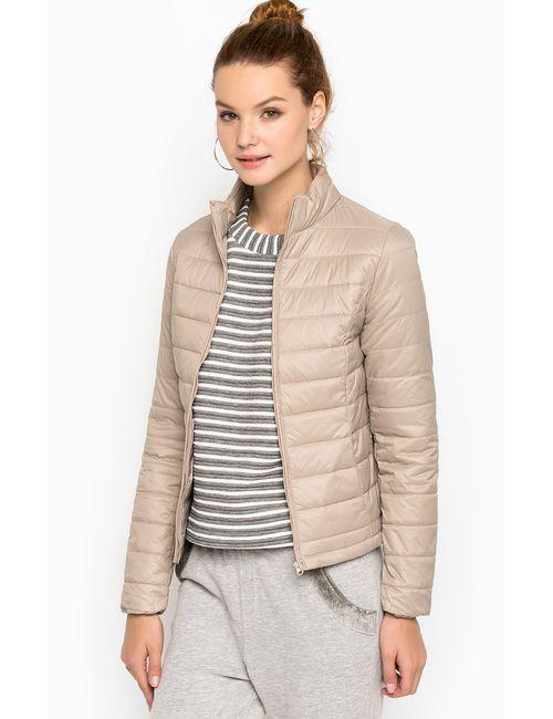 Stefanel | Женская Бежевая Куртка