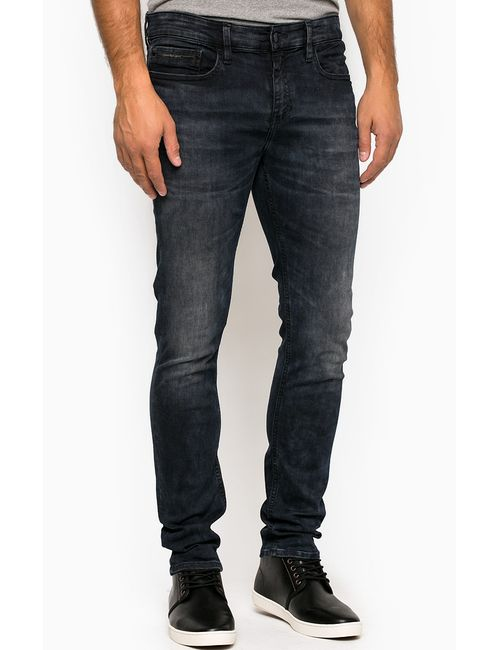 Calvin Klein Jeans | Мужские Синие Джинсы