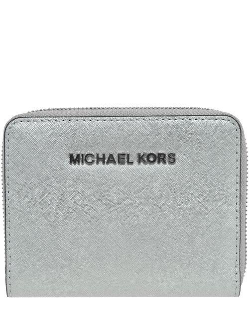 Michael Michael Kors | Женский Серебряный Кошелек