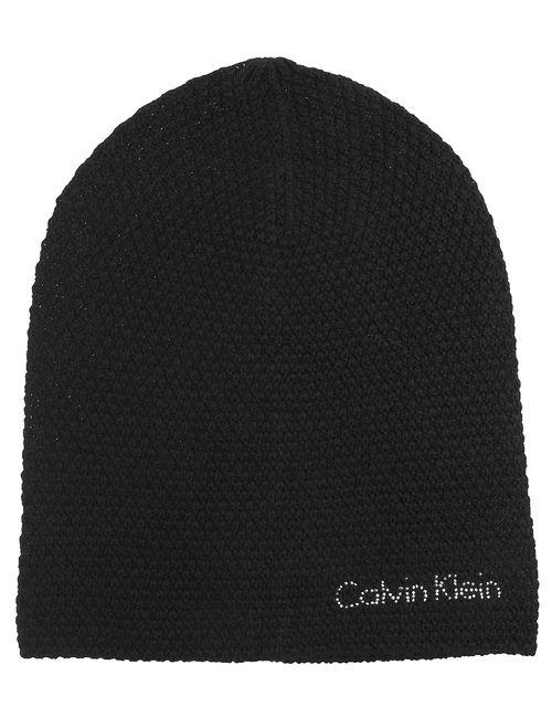 Calvin Klein Jeans | Женская Чёрная Шапка
