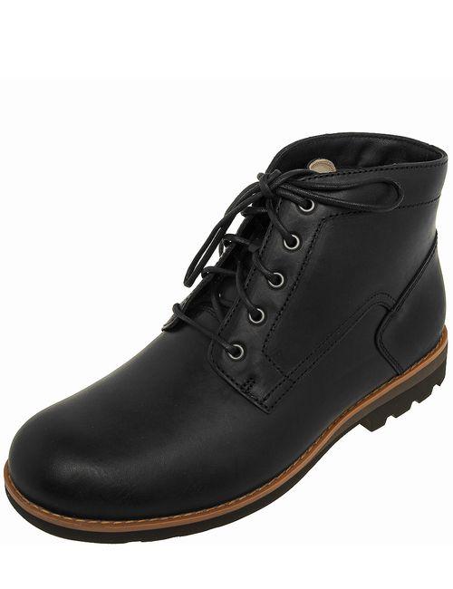 Clarks | Мужские Чёрные Ботинки