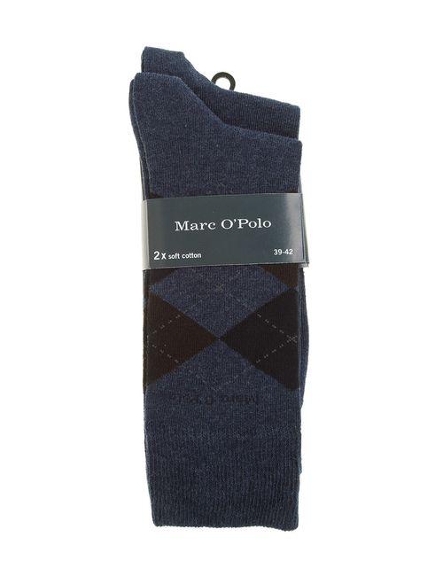 Marc O'Polo | Мужской Синий Комплект Носков