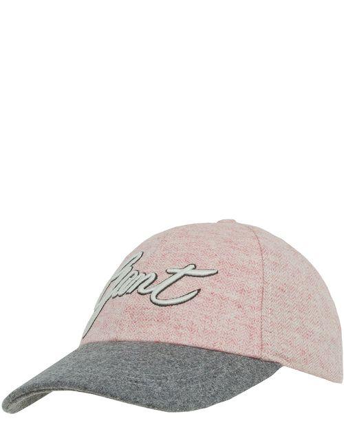 Gant | Женская Розовая Бейсболка