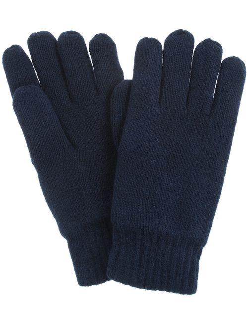 Gant | Мужские Синие Перчатки