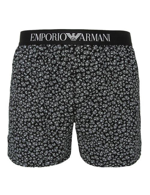 Emporio Armani | Мужские Цветочные Трусы-Шорты