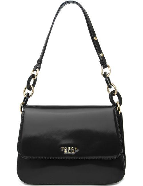 Tosca Blu | Женская Чёрная Сумка
