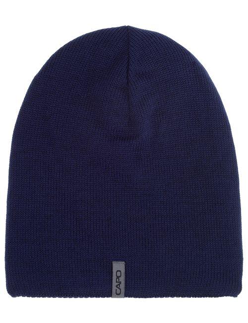 Capo | Женская Синяя Шапка