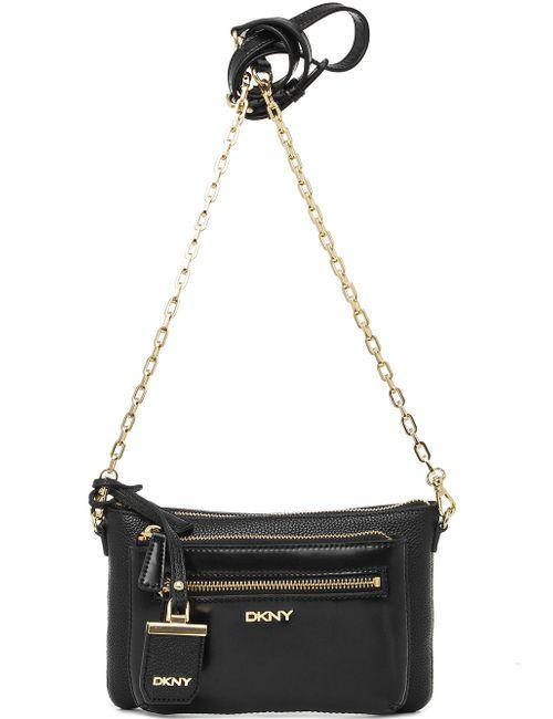DKNY | Женская Чёрная Сумка