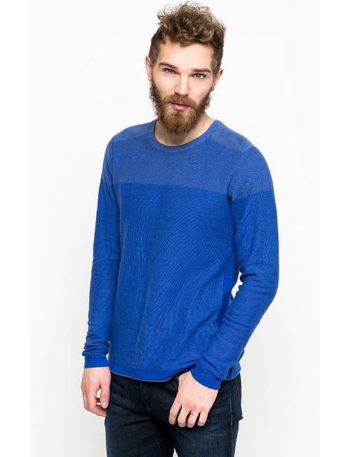 Calvin Klein Jeans | Мужской Синий Джемпер