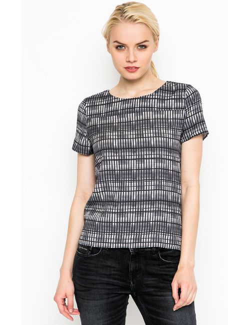 Calvin Klein Jeans | Женская Серая Блуза
