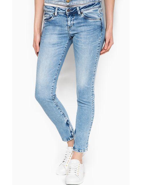 Pepe Jeans | Женские Голубы Джинсы