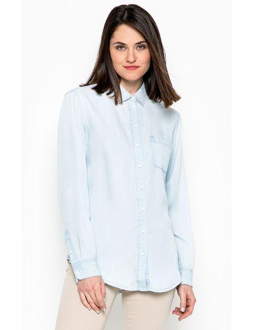 Tommy Hilfiger | Женская Голуба Рубашка