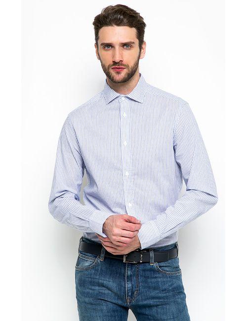 ARMANI JEANS | Мужская Синяя Рубашка