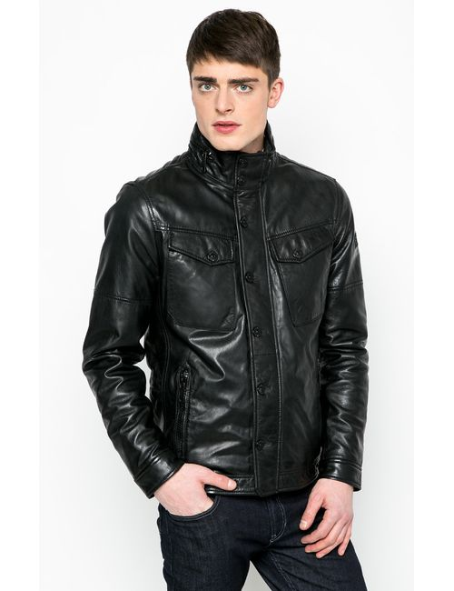 Strellson | Мужская Чёрная Куртка