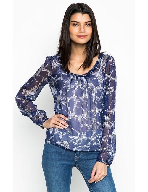 ARMANI JEANS | Женская Синяя Блуза