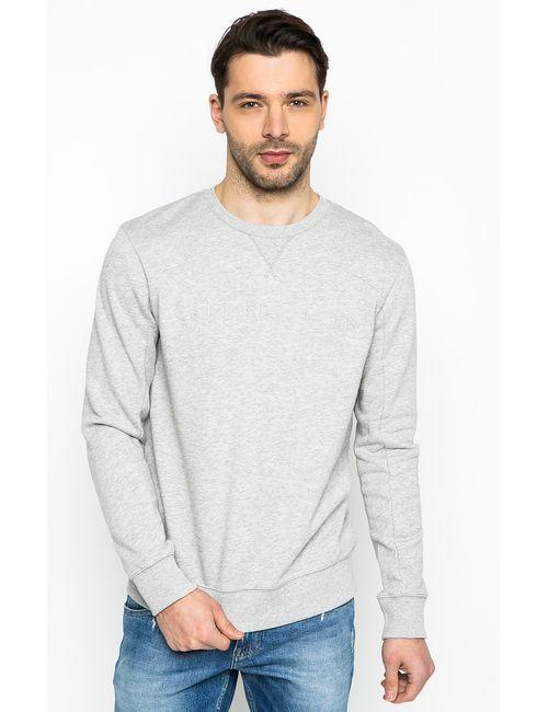 Calvin Klein Jeans | Серые Свитшот