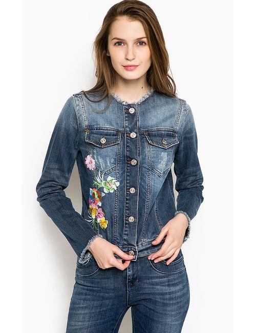 Fornarina | Женская Синяя Куртка