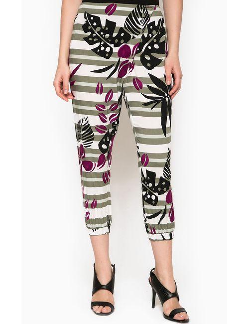 Liu •Jo Jeans | Женское Цветочное Капри Liu Jo Jeans