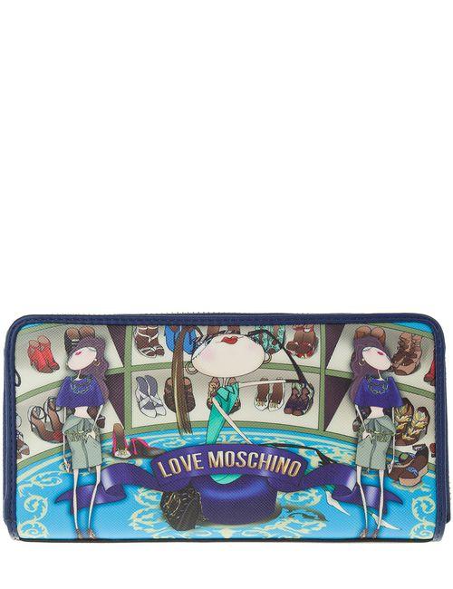 Love Moschino | Женский Многоцветный Кошелек