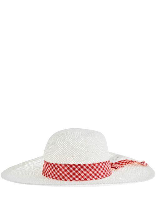 R.Mountain   Женская Белая Шляпа