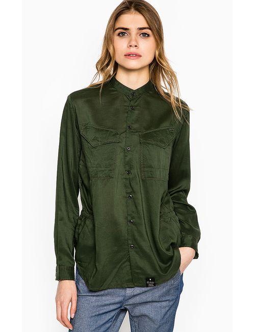 G-Star | Женская Зелёная Блуза